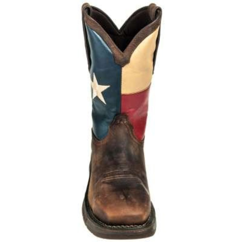 Durango Texas Flag Boots Durango Rebel Steel Toe - DB021