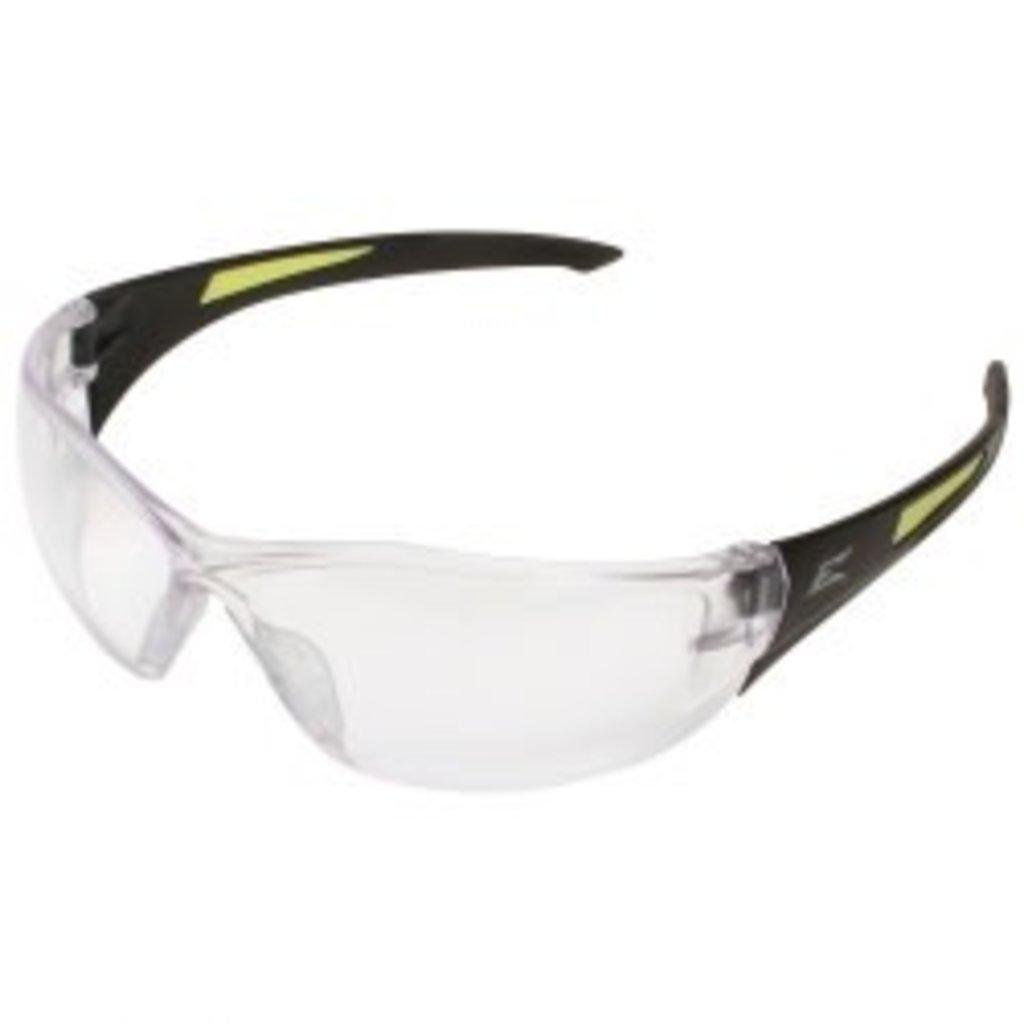 Edge Eyewear Delano G2  Clear Safety Glasses