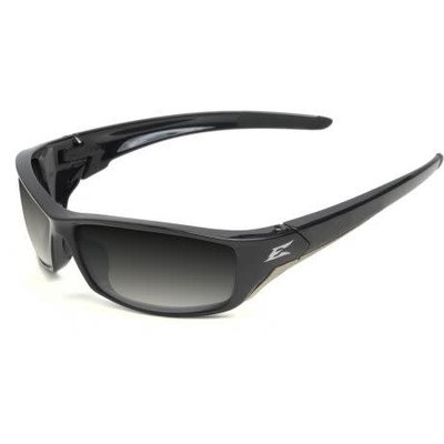 Edge Eyewear Reclus Polarized G-15 Silver Mirror Safety Glasses