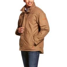 Ariat Men's FR Khaki Workhorse Field Jacket