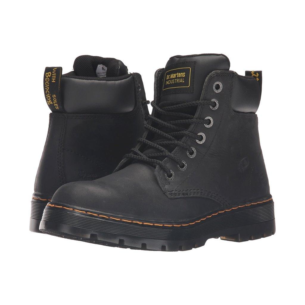 Dr. Martens Men's Black Winch ST/EH Work Boot