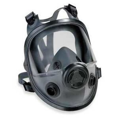 North By Honeywell M/L Low Maintenance Full Face Respirator
