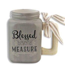 Blessed Beyond Measure Mug