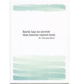 Pio Prints Encourage & Inspire Card