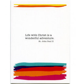 Pio Prints St. John Paul II Birthday Card