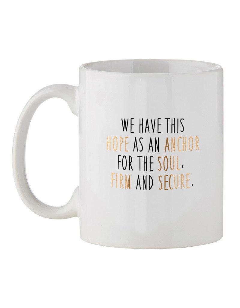 Jesus is My Anchor Mug