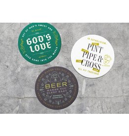 Providential Co. Irish Coasters