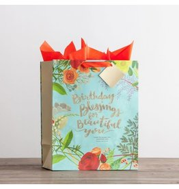 Dayspring Birthday Blessings Gift Bag