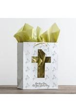Large Cross Gift Bag
