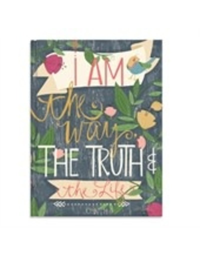 Brownlow Gifts I am the Way, the Truth, the Life Journal