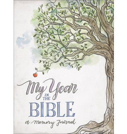 My Year in The Bible Memory Journal