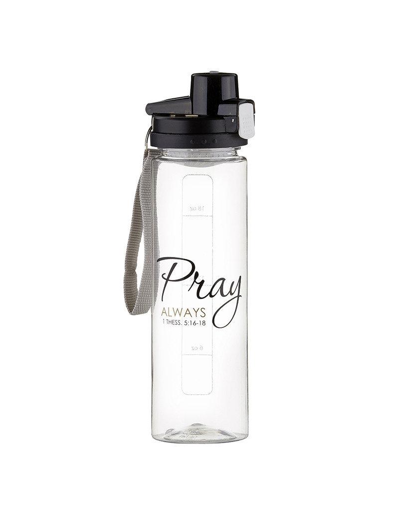 Pray Always Water Bottle