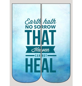 living royal Earth Hath No Sorrow Socks