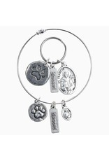 My Saint My Hero My Saint My Hero- Pet Blessing Bracelet and Collar Tag