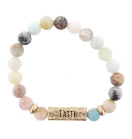Jane Marie Jane Marie-Faith Bracelet-Gold