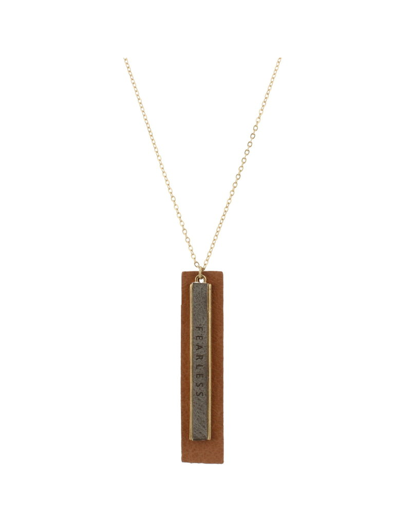 Jane Marie Jane Marie- Fearless Necklace
