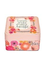 Brownlow Gifts Friends Make the World Beautiful Fashion Box