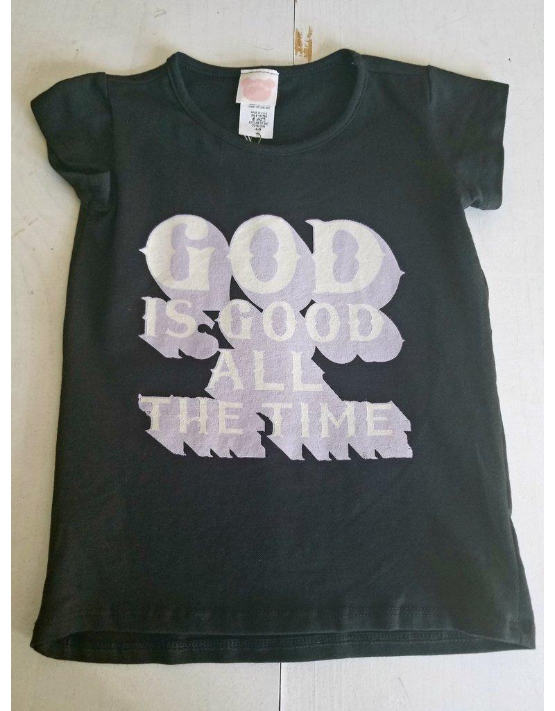 Colorbear God is Good Tshirt