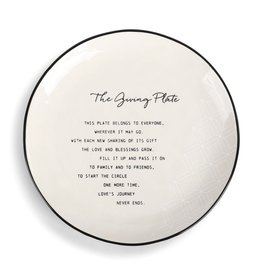 Demdaco The Giving Plate