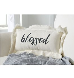 Blessed Fray Pillow