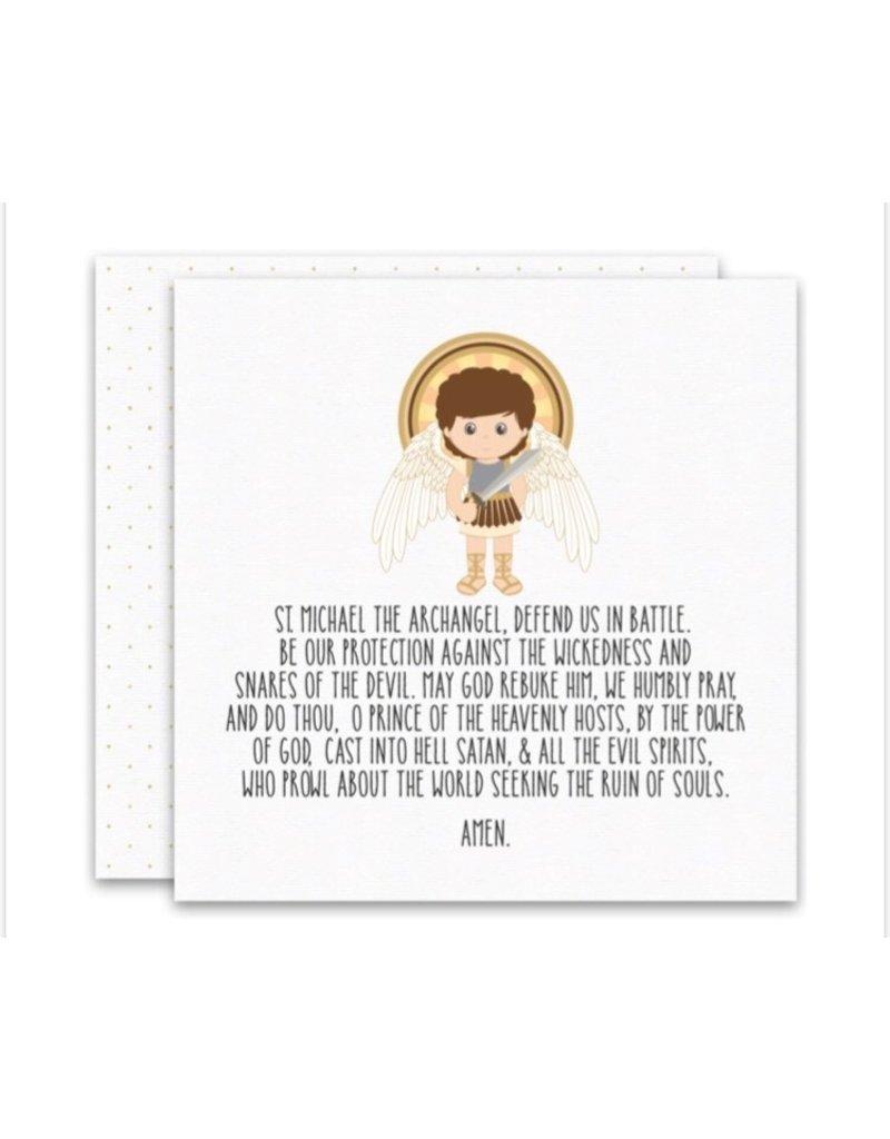 St. Michael blanket