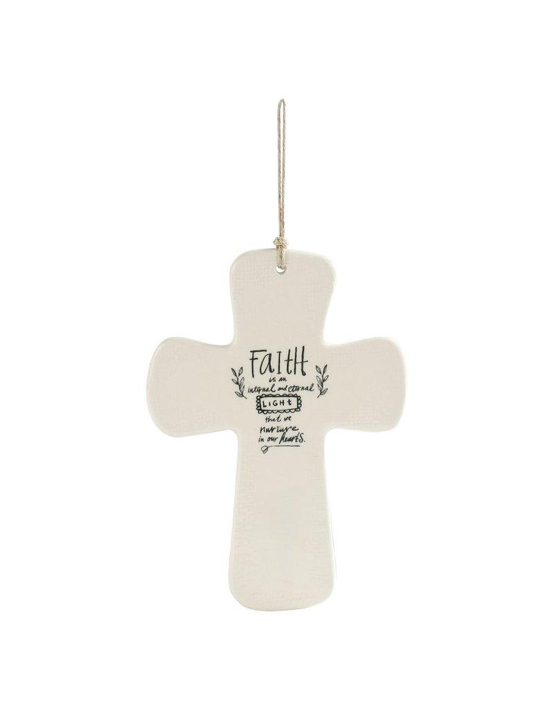 Demdaco Faith Is Cross