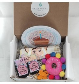 Sweet Baby Girl Gift Box
