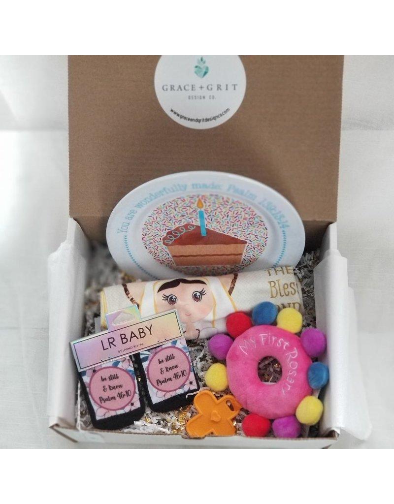 Sweet Baby Girl Gift Box