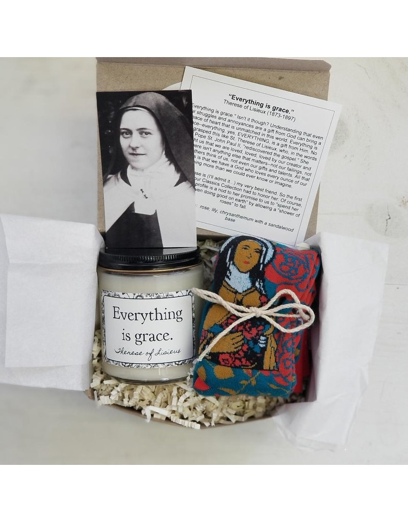 St. Therese of Lisieux Mini Gift Box