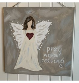 Angel Canvas Painting Party
