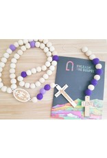Chrism-Scented Lent Blessing Beads