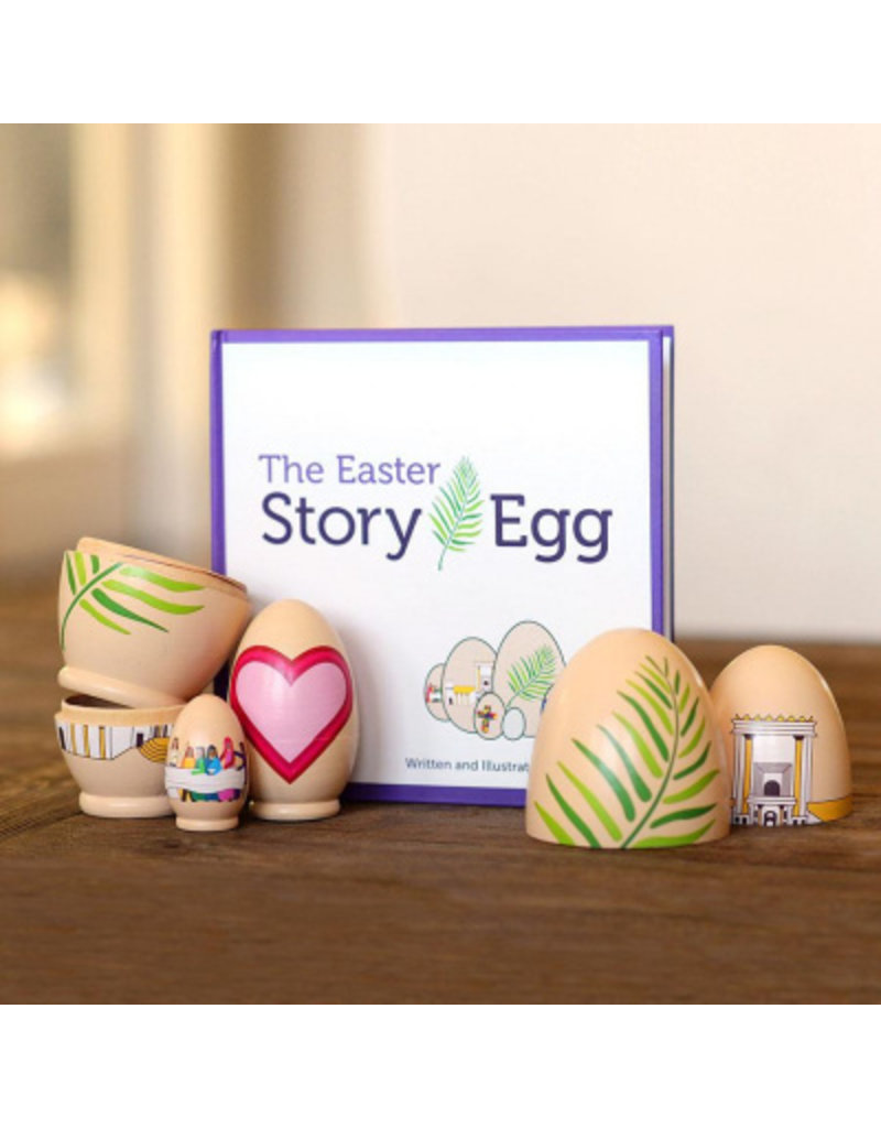 New Day The Easter Story Egg