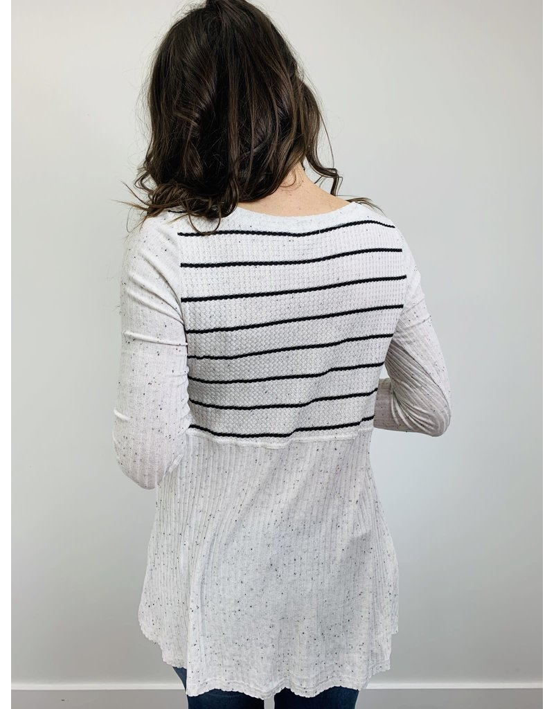 Downeast Keep In Line Sweater