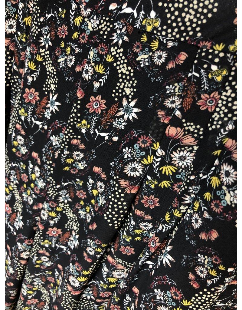 Downeast Floral Wide Leg Pant