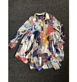 Funsport Flowy Floral Button Down