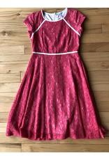 Downeast TC Lace Midi Dress 8
