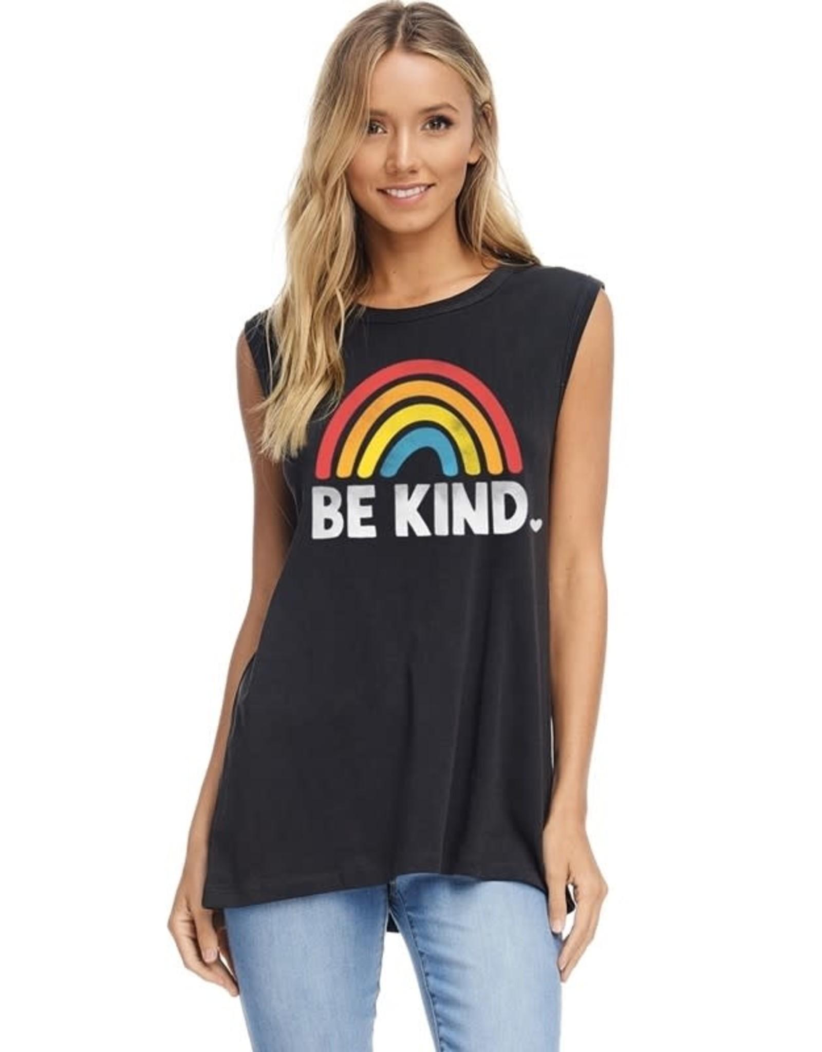 Relish Be Kind Rainbow Graphic