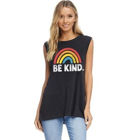 Relish Be Kind Rainbow Graphic