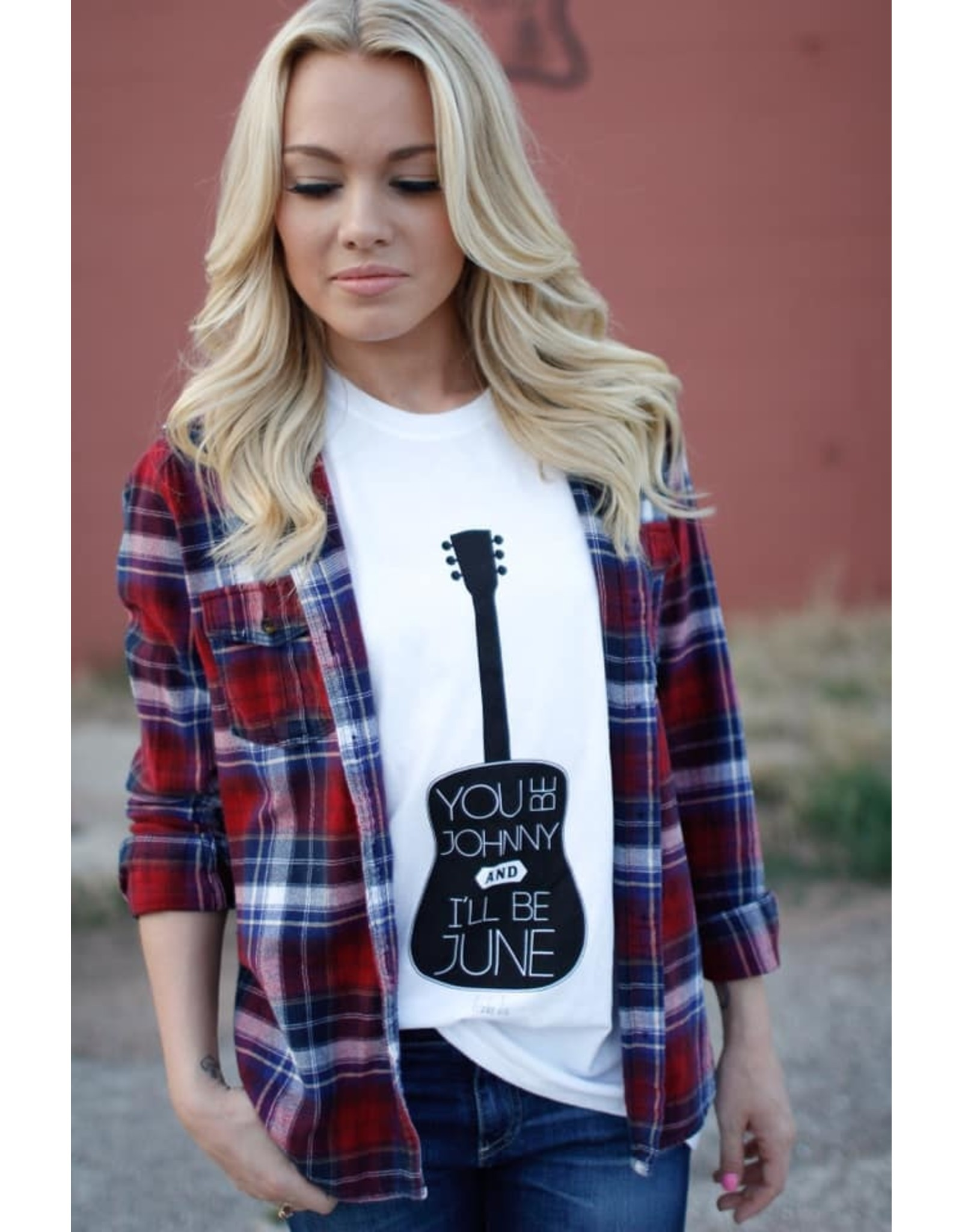 Relish Johnny & June Tee