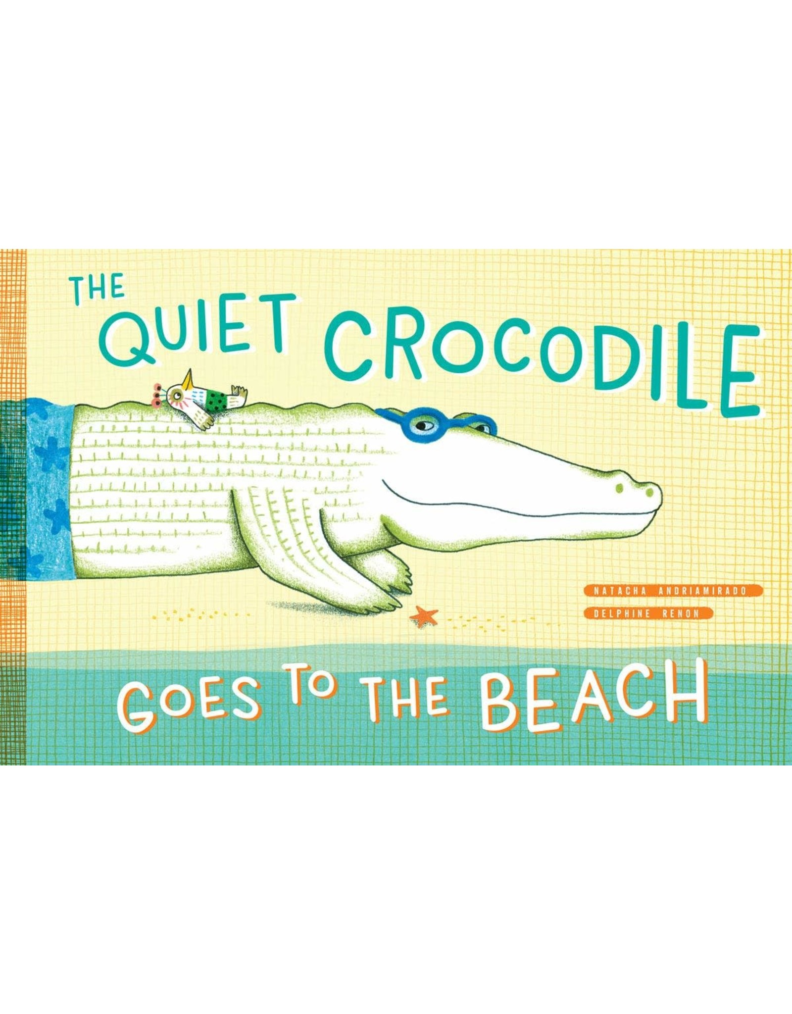 Chronicle Books Quiet Crocodile