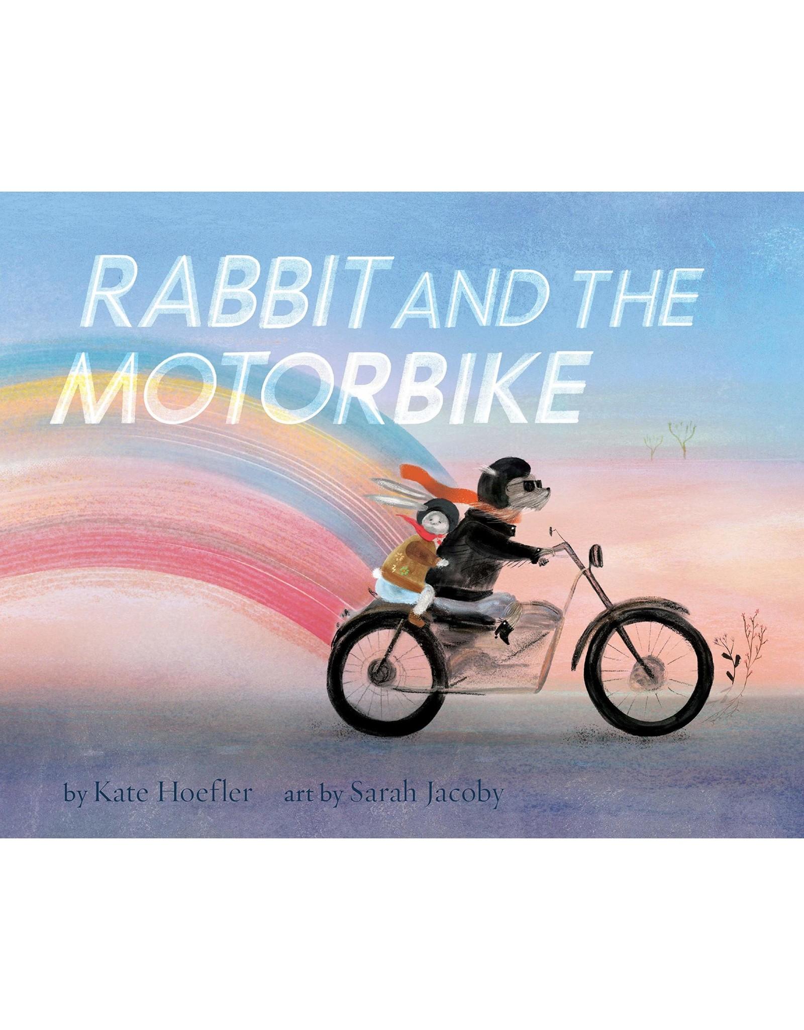 Chronicle Books Rabbit & the Motorbike