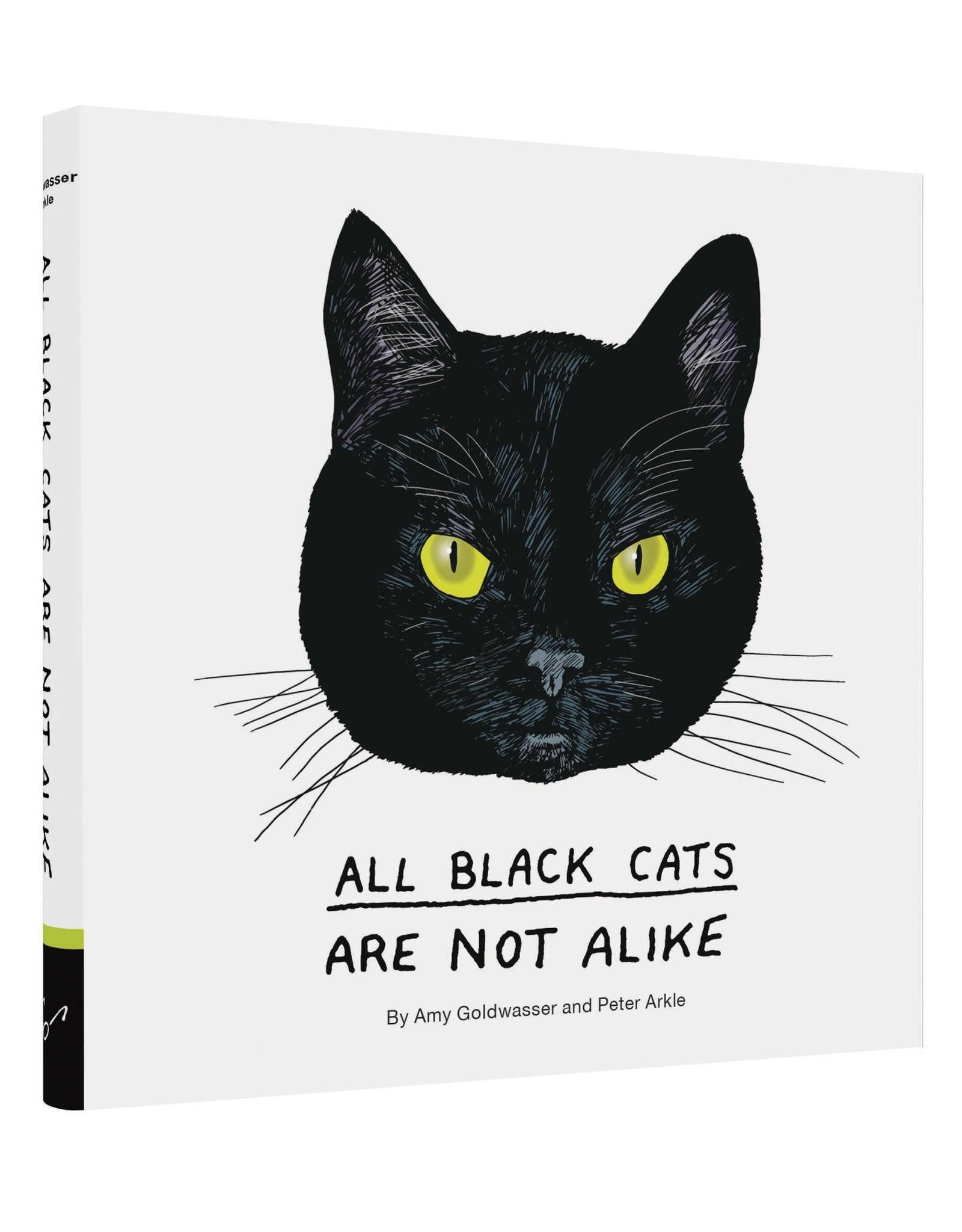 Chronicle Books All Black Cats