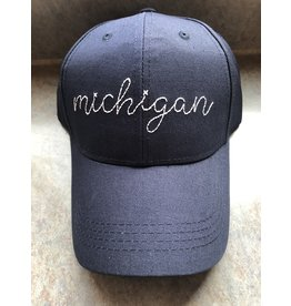 Relish Embroidered MI Hat