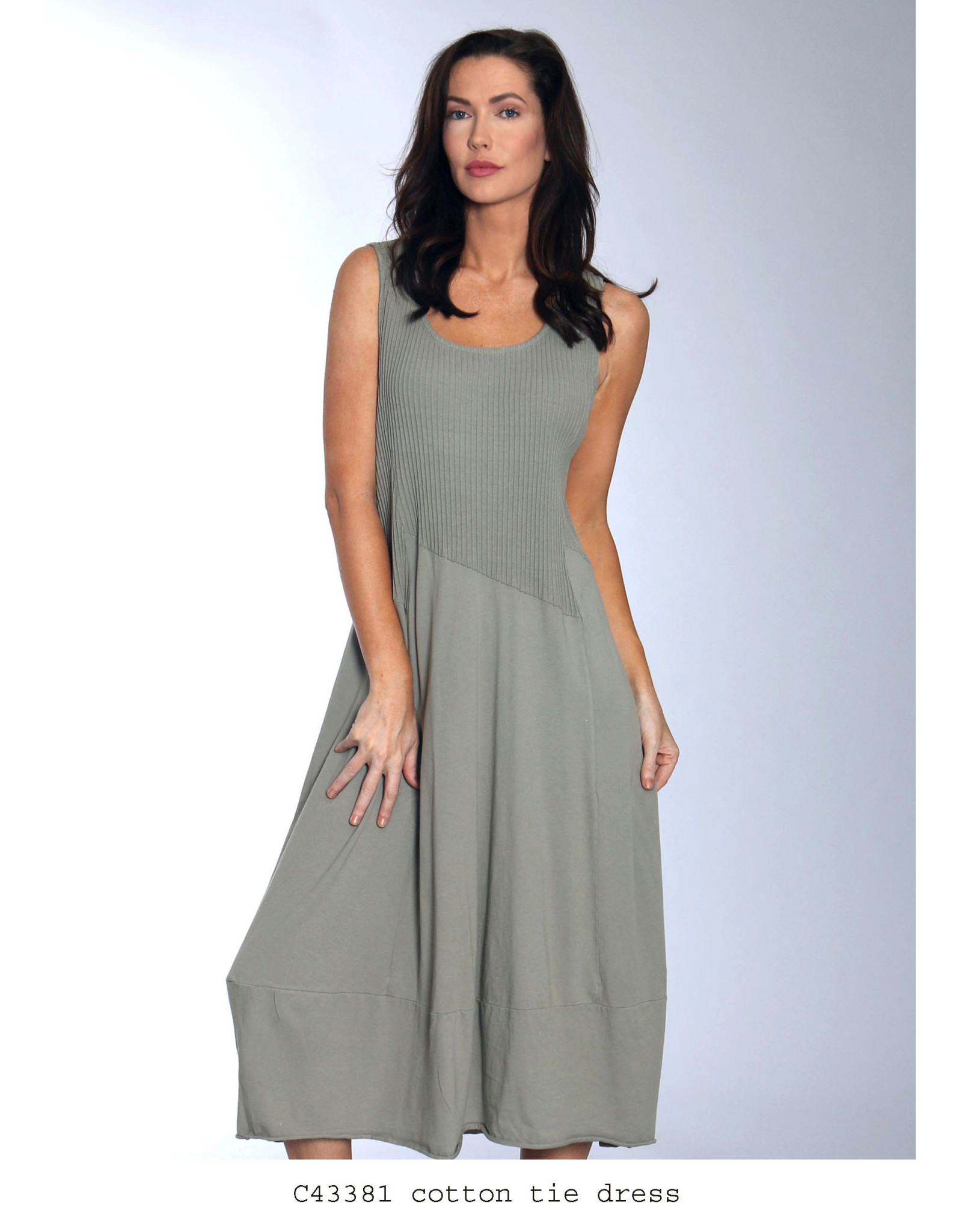 Fenini Tie Dress