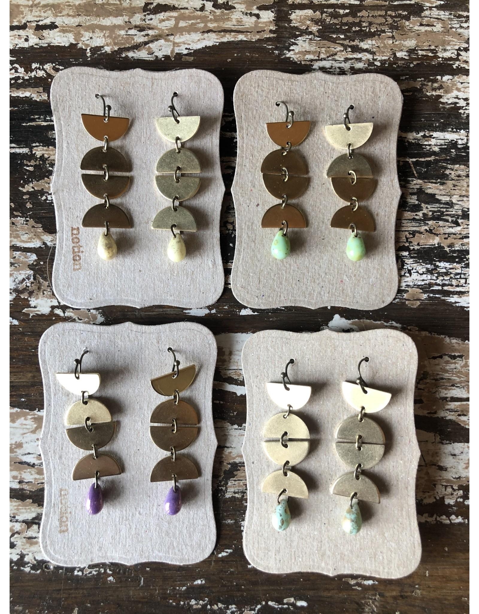 Notion Phoebe Hook Earrings