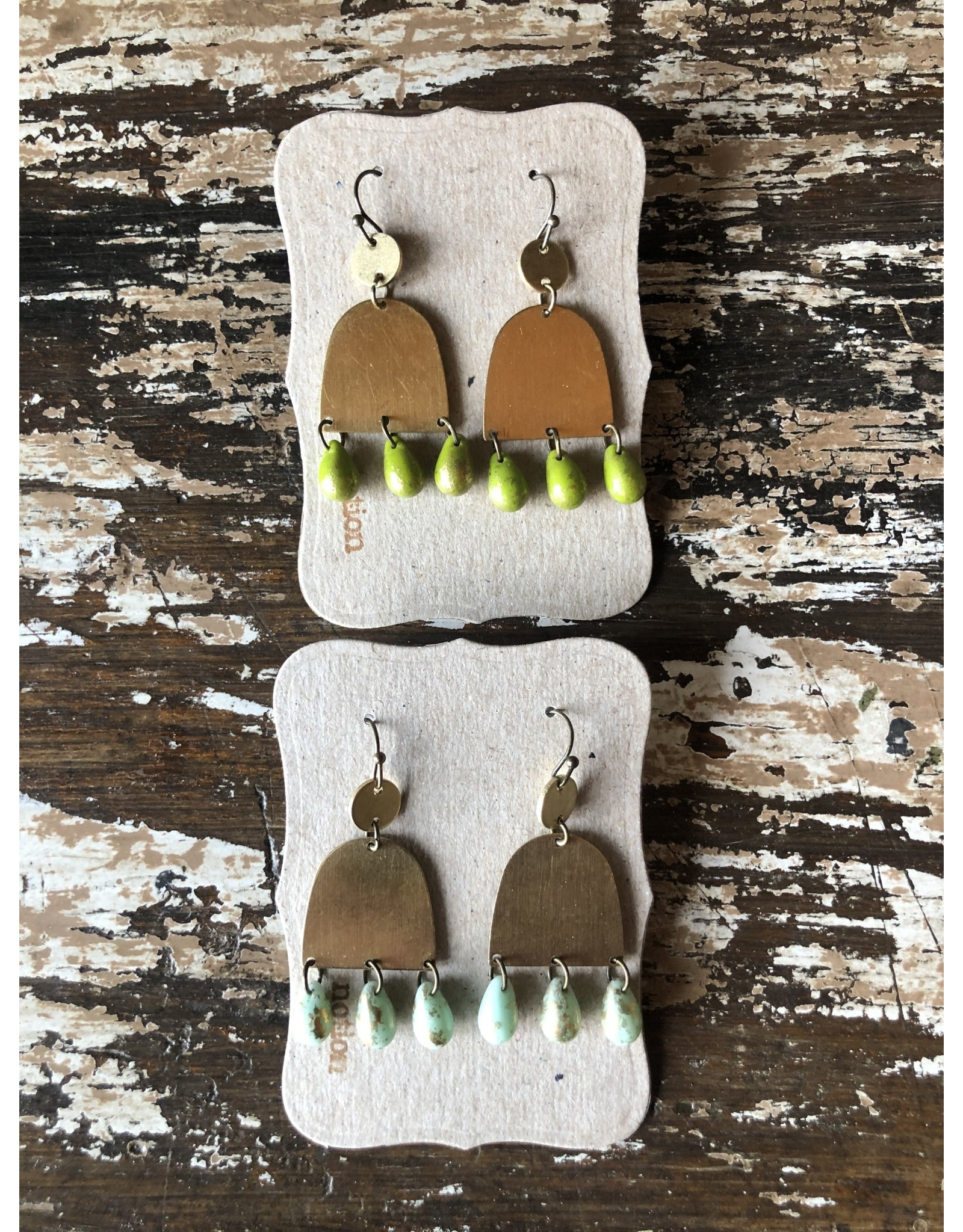 Notion Mona Hook Earrings