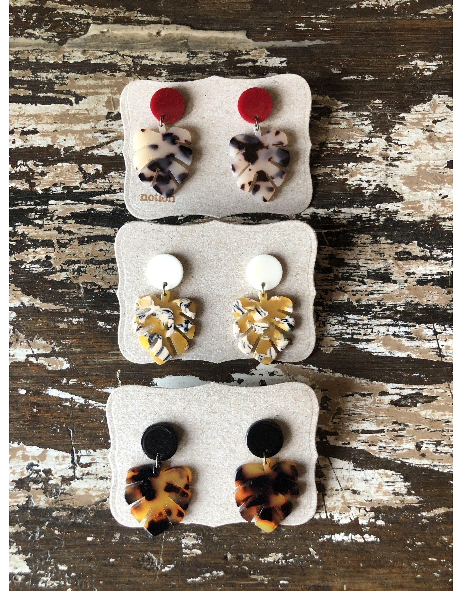 Notion Fiona Post Earrings