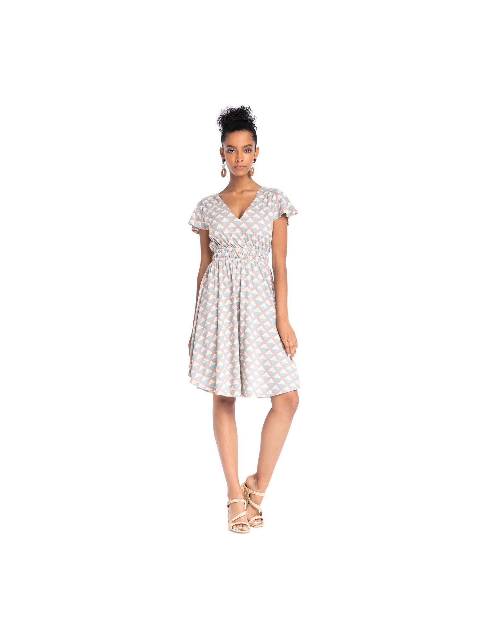 Synergy Sunrise Market Dress