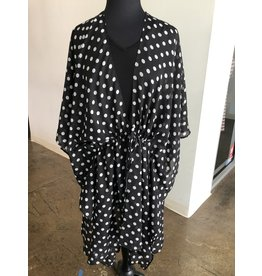 Relish Polka Dot Coverup