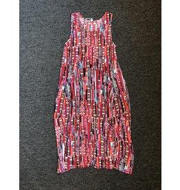Relish Bubble Hem Dress